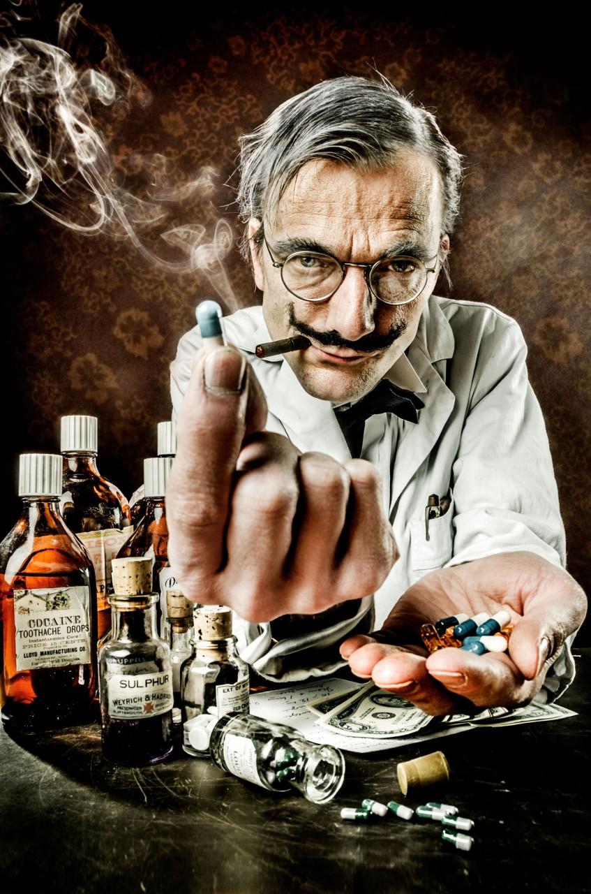 schaduwmacht farmaceutische industrie