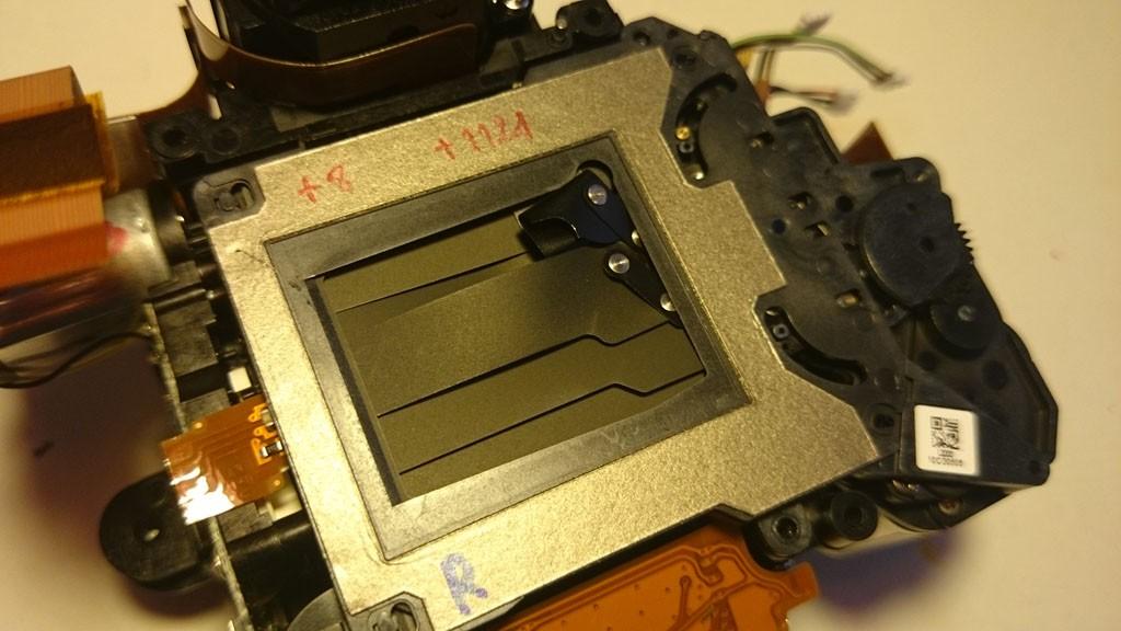 15 Shutter Nikon D7000