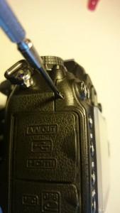 4 De achterkant Nikon D7000 2