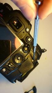 4 De achterkant Nikon D7000 3