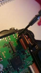 6 First printboard 1 Nikon D7000