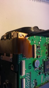 6 First printboard 2 Nikon D7000
