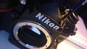 9 Front Nikon 2 D7000