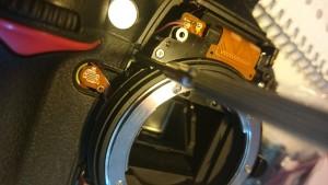 9 Front Nikon 5 D7000
