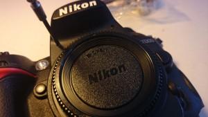 9 Front Nikon D7000