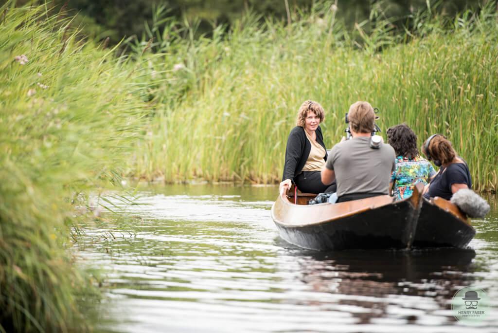 Dieuwertje Blok - Landinwaards - Giethoorn - Boot 2