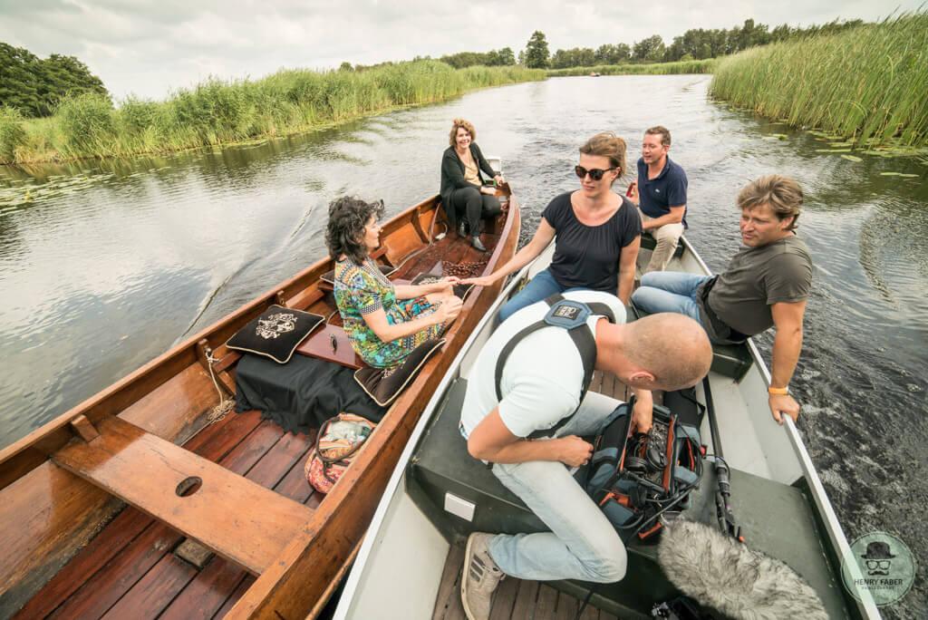 Dieuwertje Blok - Landinwaards - Giethoorn Crew - Boot 2