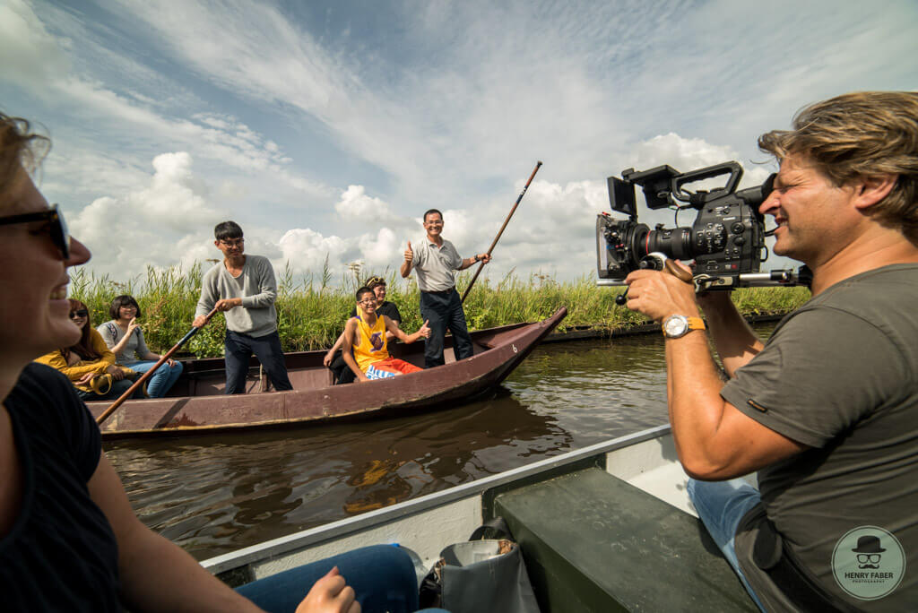 Dieuwertje Blok - Landinwaards - Giethoorn Crew - Boot - Chinezen
