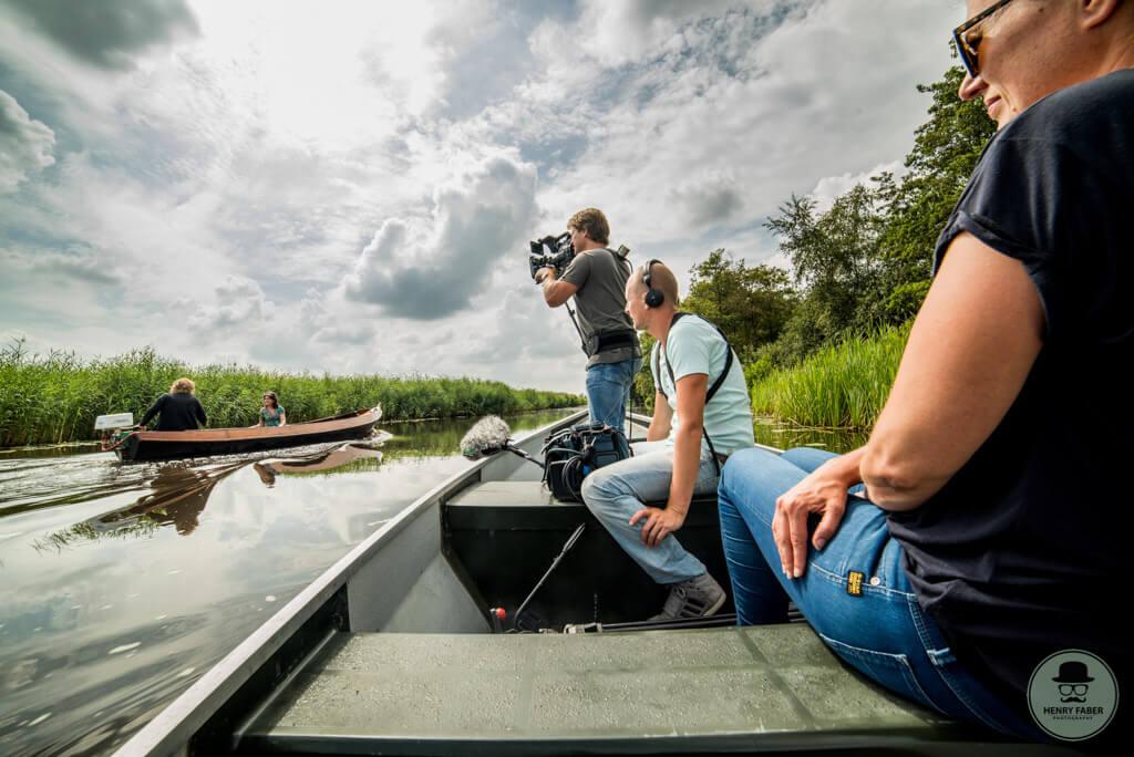 Dieuwertje Blok - Landinwaards - Giethoorn Crew - Boot