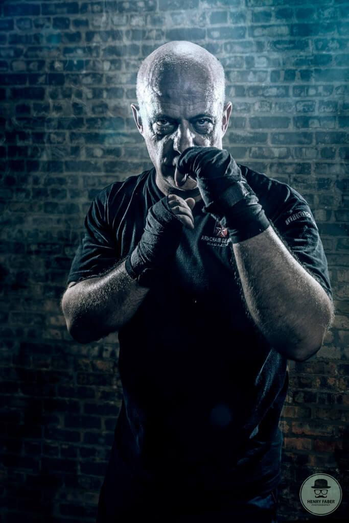 Jeroen - Boxing
