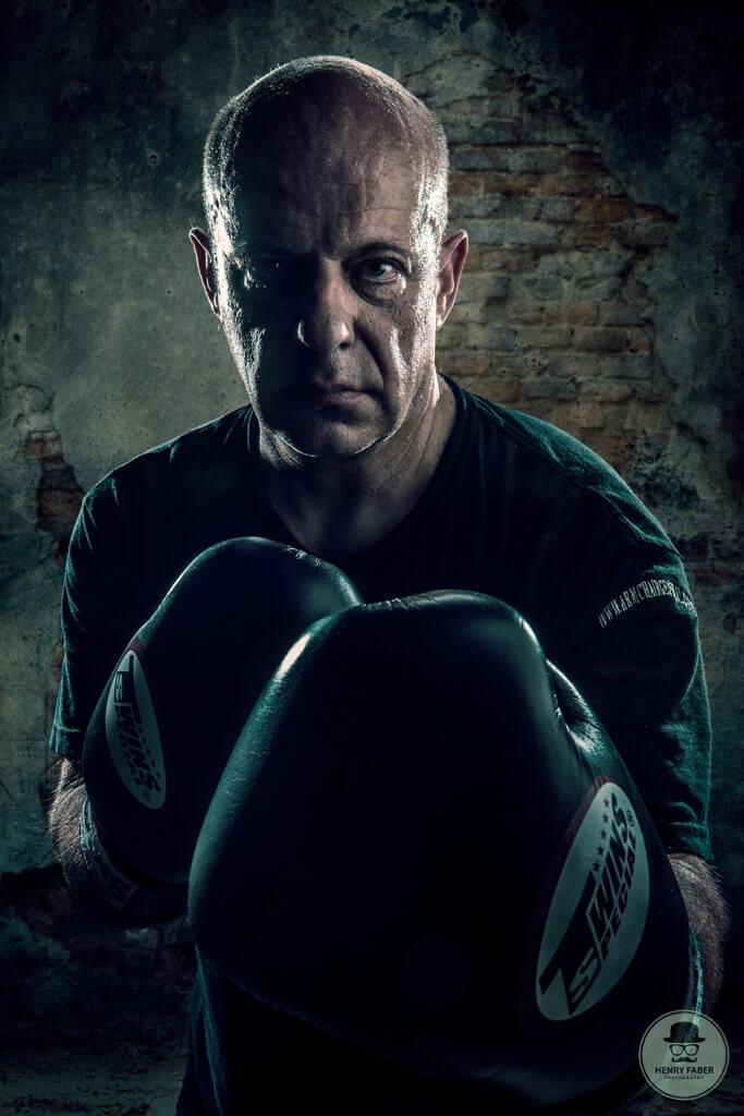 Jeroen - Mysterious Boxer