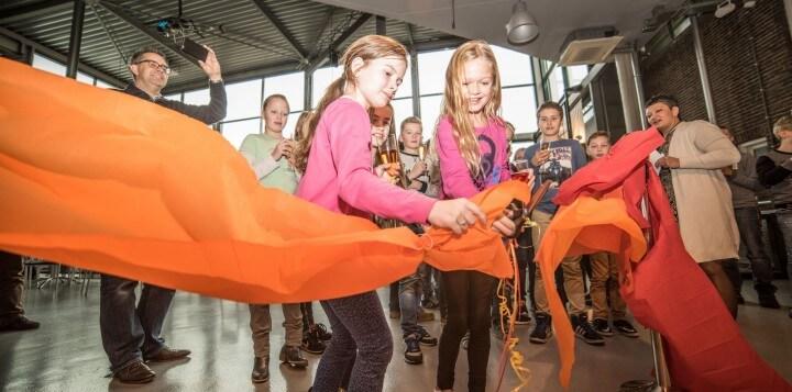 Wierdense basisschool opent technisch Pop-up Museum in het techniekmuseum van HEIMCREA