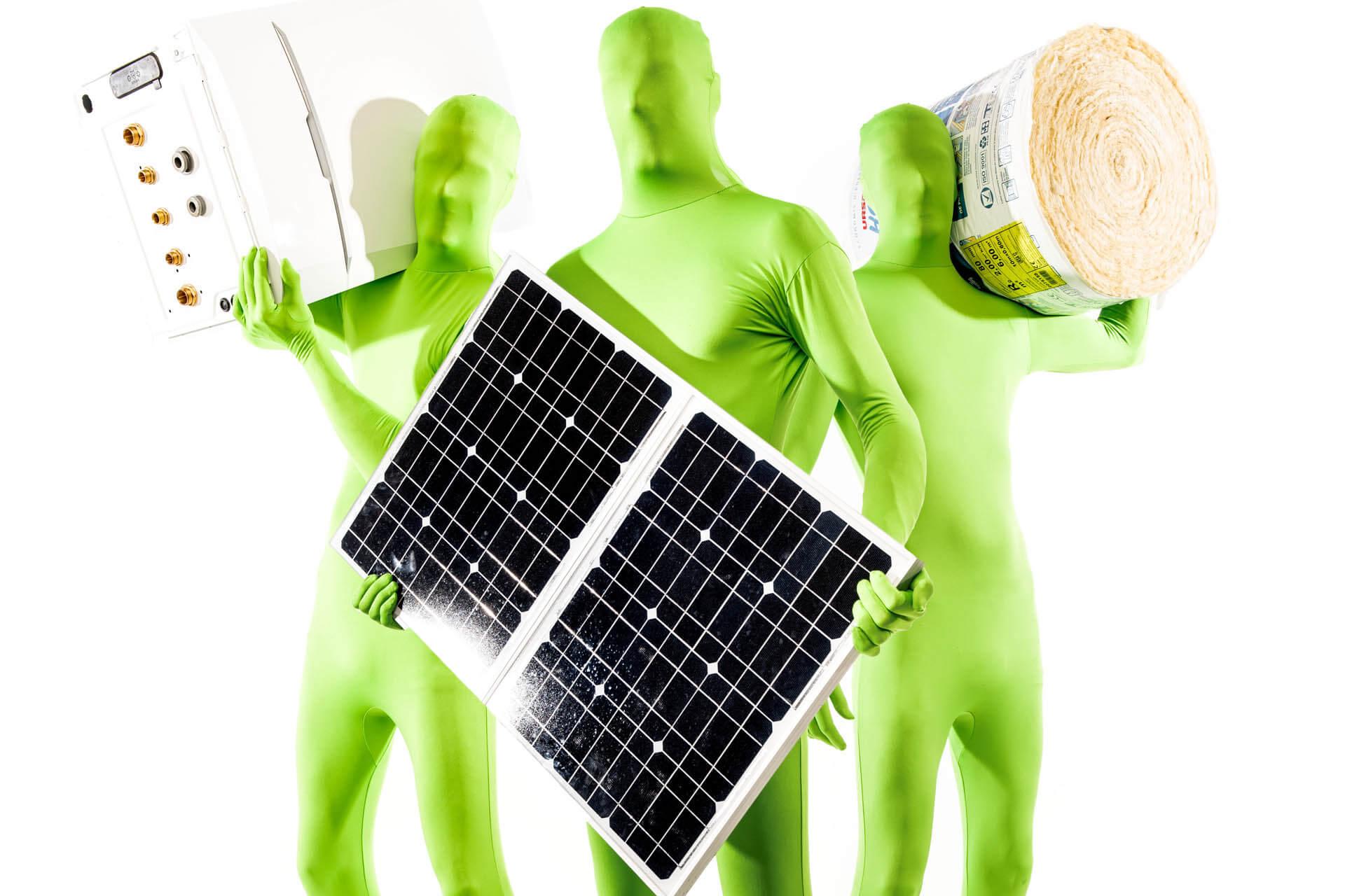 de A-Duurzame Energie Apeldoorn-het groene mannetje