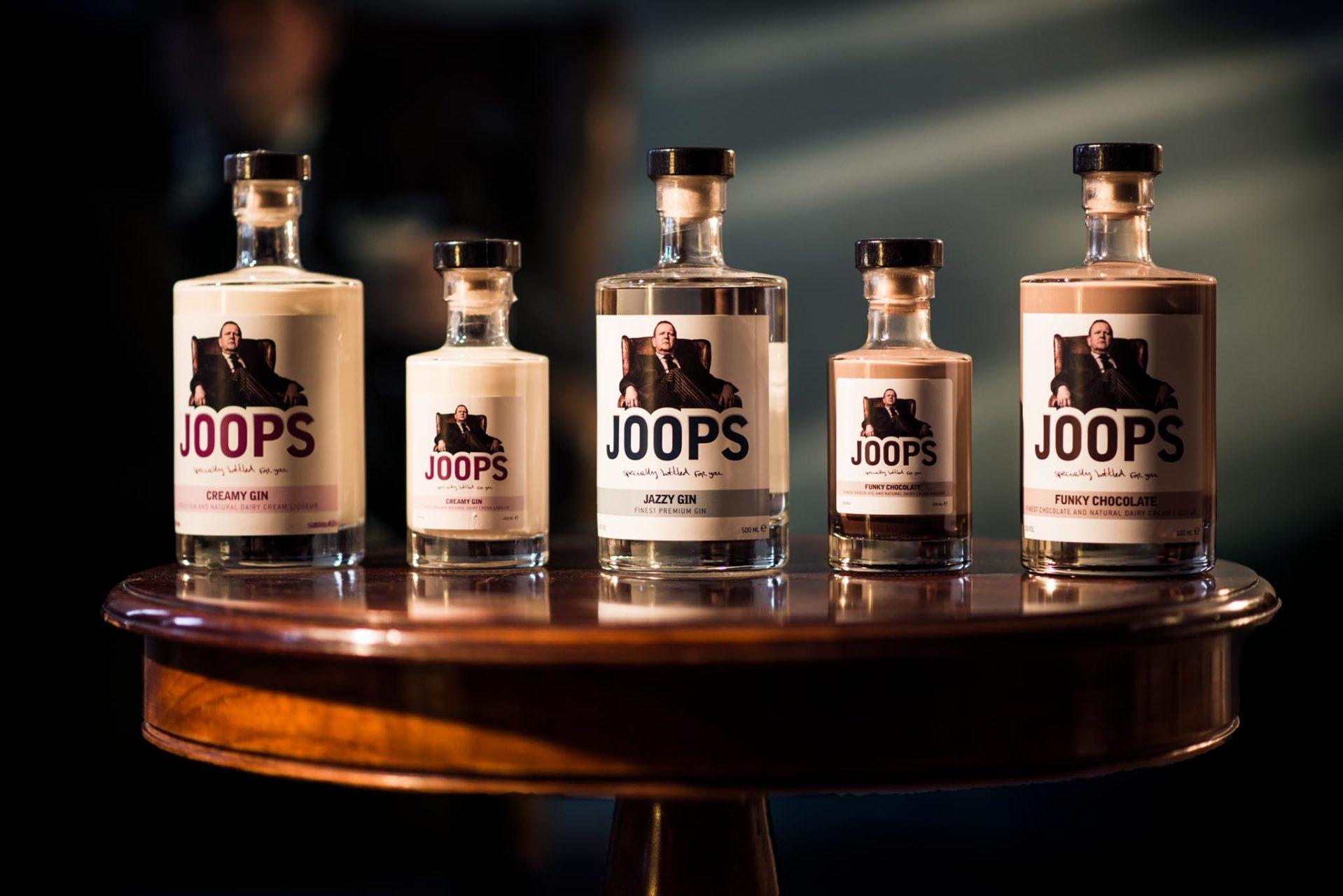 Joops-Gin_flessen