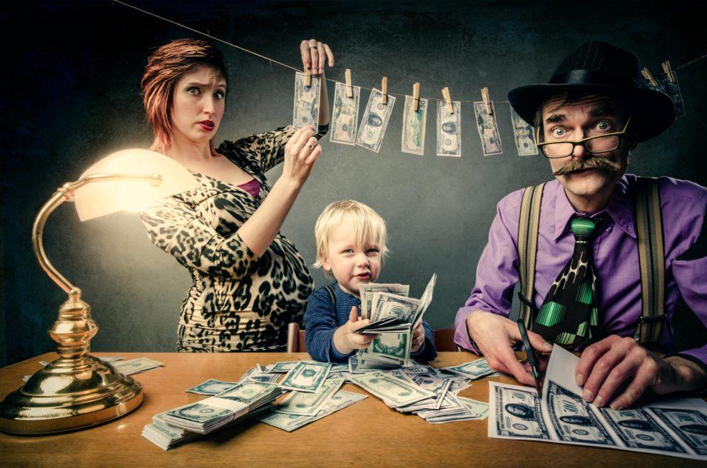 Geld speelt geen rol